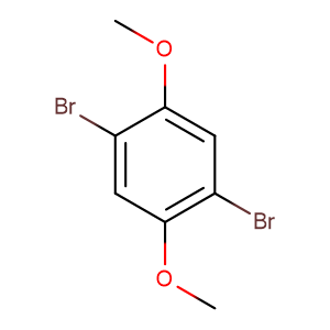 1,4-dibromo-2,5-dimethoxybenzene,CAS No. 2674-34-2.