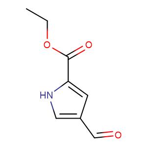 ethyl 4-formyl-1H-pyrrole-2-carboxylate,CAS No. 7126-57-0.