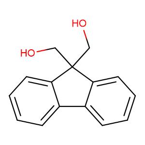 9H-Fluorene-9,9-dimethanol,CAS No. 4425-93-8.