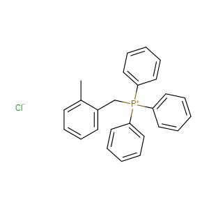 (2-Methylbenzyl)triphenylphosphonium chloride,CAS No. 63368-36-5.