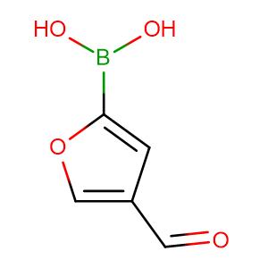 4-Formylfuran-2-boronic acid,CAS No. 62306-78-9.