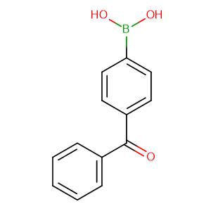 4-Benzoylphenylboronic acid,CAS No. 268218-94-6.