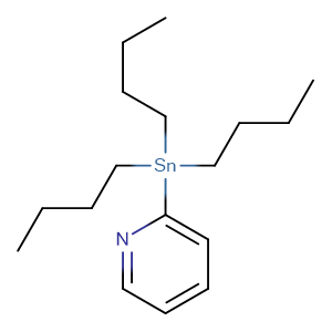 2-(Tributylstannyl)pyridine,CAS No. 17997-47-6.