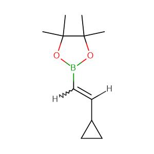 (E)-2-Cyclopropylvinylboronic acid pinacol ester,CAS No. 849061-99-0.