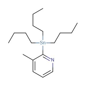 2-(tri-n-butylstannyl)-3-methylpyridine,CAS No. 259807-97-1.