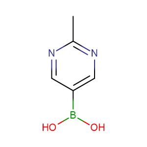 2-Methylpyrimidine-5-boronic acid,CAS No. 1034924-06-5.