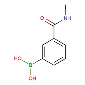 3-(N-Methylaminocarbonyl)phenylboronic acid,CAS No. 832695-88-2.