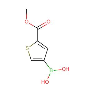 5-(Methoxycarbonyl)thiophene-3-boronic acid,CAS No. 957062-52-1.
