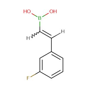 trans-2-(3-Fluorophenyl)vinylboronic acid,CAS No. 849062-22-2.