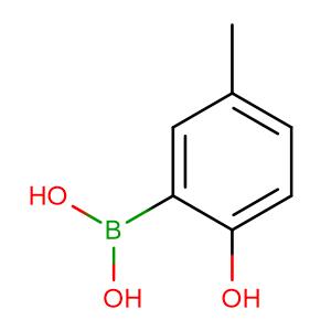 2-Hydroxy-5-methylphenylboronic acid,CAS No. 259209-21-7.