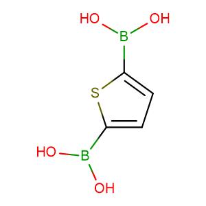 2,5-Thiophenediboronic acid,CAS No. 26076-46-0.
