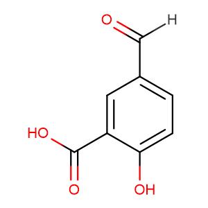 5-Formylsalicylicacid,CAS No. 616-76-2.