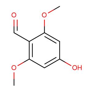 2,6-dimethoxy-4-hydroxybenzaldehyde,CAS No. 22080-96-2.