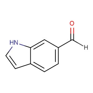1H-Indole-6-carbaldehyde,CAS No. 1196-70-9.