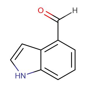 1H-Indole-4-carbaldehyde,CAS No. 1074-86-8.
