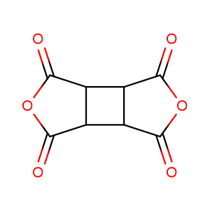 cyclobutane-1,2,3,4-tetracarboxylic dianhydride,CAS No. 4415-87-6.