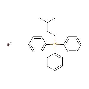 (3,3-Dimethylallyl)triphenylphosphonium bromide,CAS No. 1530-34-3.