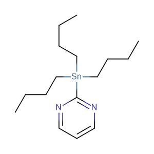 2-(tri-n-butylstannyl)-pyrimidine,CAS No. 153435-63-3.