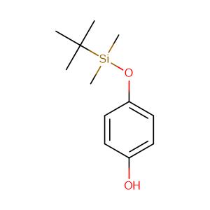 mono-(tert-butyldimethylsilyl)hydroquinone,CAS No. 108534-47-0.