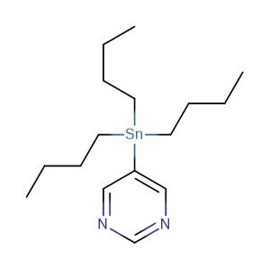 (5-Pyrimidinyl)tri-n-butylstannane,CAS No. 144173-85-3.
