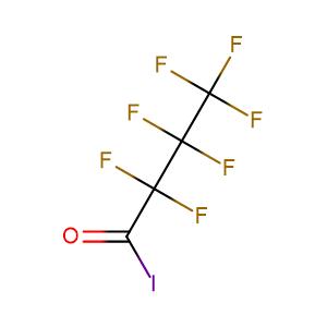 heptafluoro-butyryl iodide,CAS No. 375-18-8.