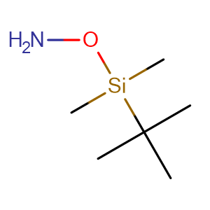 O-(tert-Butyldimethyl-silyl)hydroxylamine,CAS No. 41879-39-4.