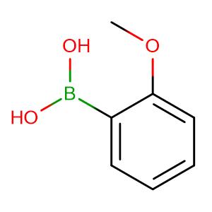 (2-Methoxyphenyl)boronic acid,CAS No. 5720-06-9.