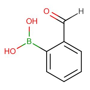 2-Formylbenzeneboronic acid,CAS No. 40138-16-7.