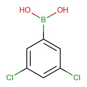 3,5-Dichlorophenylboronic acid,CAS No. 67492-50-6.