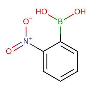 2-Nitrophenylboronic acid,CAS No. 5570-19-4.