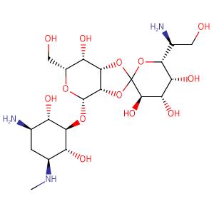 Hygromycin B,CAS No. 31282-04-9.