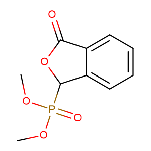 Dimethyl (3-oxo-1,3-dihydroisobenzofuran-1-yl)phosphonate,CAS No. 61260-15-9.