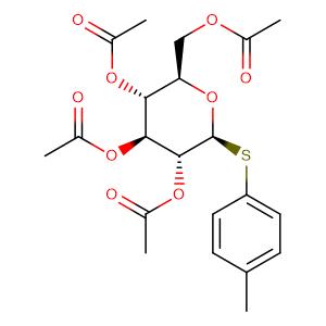 4-methylphenyl 2,3,4,6-tetra-O-acetyl-1-thio-1-deoxy-β-D-glucoside,CAS No. 28244-94-2.