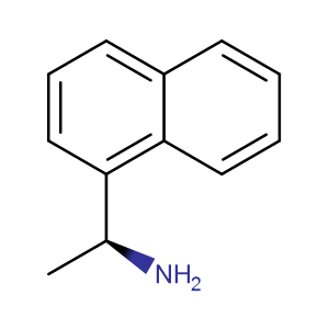 (S)-(-)-1-(1-naphthyl)-ethylamine,CAS No. 10420-89-0.