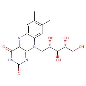 lactoflavine,CAS No. 83-88-5.