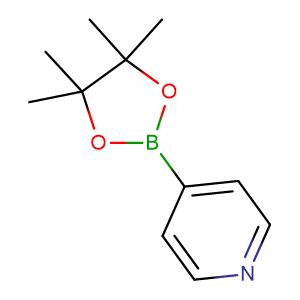 4-pyridylboronic acid pinacol ester,CAS No. 181219-01-2.