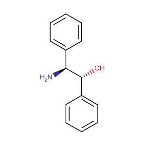 (1R,2S)-()-2-Amino-1,2-diphenylethanol,CAS No. 23190-16-1.