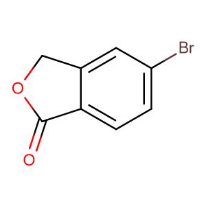 5-bromo-3H-isobenzofuran-1-one,CAS No. 64169-34-2.