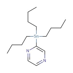 2-(TRIBUTYLSTANNYL)PYRAZINE,CAS No. 205371-27-3.