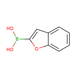 Benzofuran-2-boronic acid,CAS No. 98437-24-2.