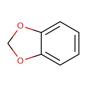 1,3-Benzodioxole,CAS No. 274-09-9.