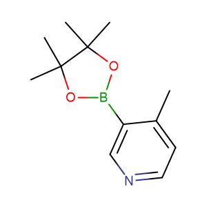 4-Methyl-3-(4,4,5,5-tetramethyl-1,3,2-dioxaborolan-2-yl)pyridine,CAS No. 1171891-31-8.