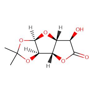 1,2-O-isopropylidene-α-D-glucofuranurono-6,3-lactone,CAS No. 20513-98-8.