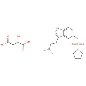 Almotriptan,CAS No. 181183-52-8.