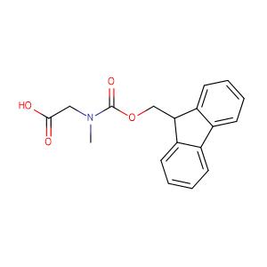 Fmoc-Sarcosine monohydrate,CAS No. 77128-70-2.