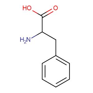 H-DL-Phe-OH,CAS No. 150-30-1.