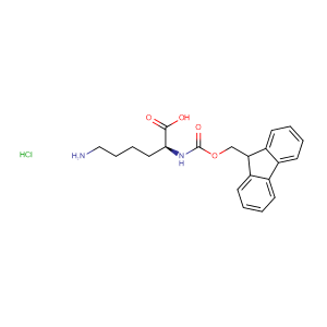 Fmoc-Lys-OH·HCl,CAS No. 139262-23-0.