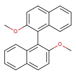 (R)-(+)-1,1'-bi-2-naphthol dimethyl ether,CAS No. 35294-28-1.