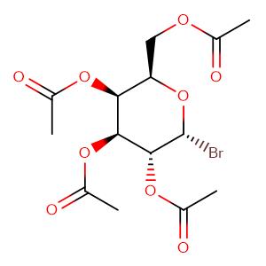 1-bromo 2,3,4,6-tetra-O-acetyl-mannopyranoside,CAS No. 3068-32-4.