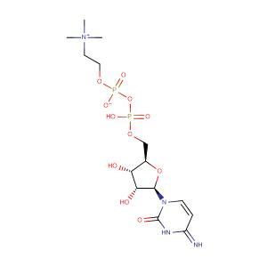Cytidin-diphosphat-cholin,CAS No. 987-78-0.